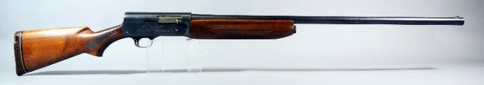 Remington Sportsman 12 ga Semi-Auto Shotgun SN# 755883, Browning Patents