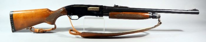 Winchester 1300 Ranger 12 ga Pump Action Deer Slug Shotgun SN# L2793190, With Leather Sling