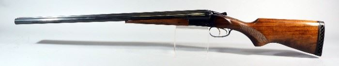 Baikal Model IZH-43 12 ga Double Barrel Side By Side Shotgun SN# 9905674B