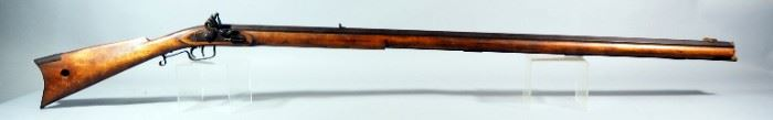 Dixie Gun Works .44 Cal Flintlock Black Powder Rifle