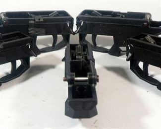 CZ Scorpion Evo Lowers, Qty 5