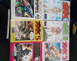 Comics AXA