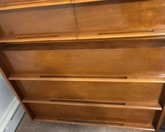 Mid Century Modern Edmond Spence Gentleman's Chest of Drawers