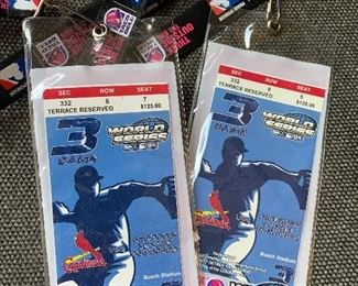 Vintage World Series  tickets