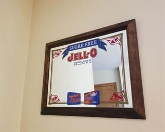 Jello-O mirror
