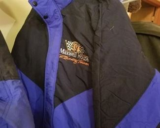 Maxwell House racing coat