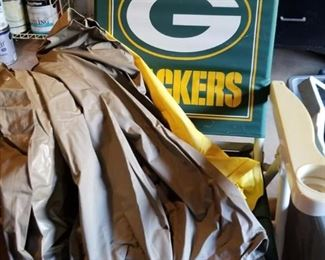 Green Bay Packers chair