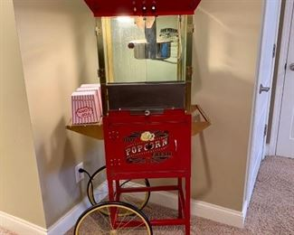 Princeton Popcorn Popper - GREAT for Parties!