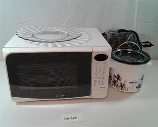 Microwave and Crock Pot