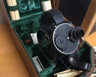 Bell & Howell Filmo 70