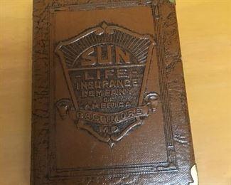 Vintage sun life bank