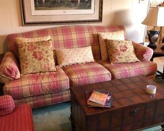Beautiful den furniture