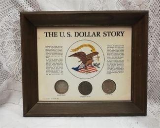 U. S. Dollar story
