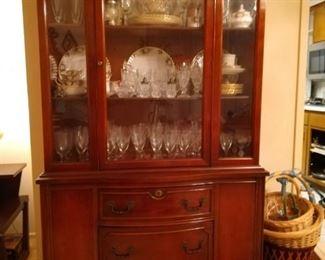 Vintage buffet cabinet