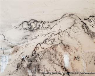 Kenneth Callahan Pen & Ink