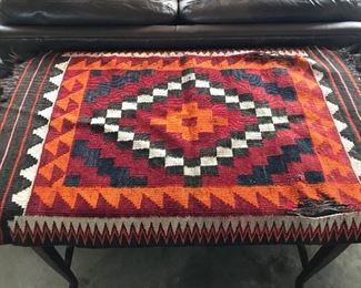 Vintage Native Rug/Saddle Blanket