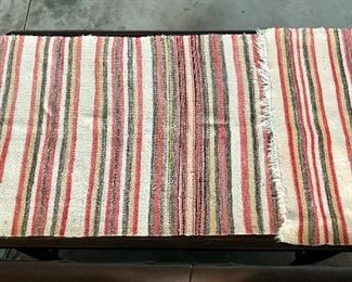 Long Vintage Native Blanket/Wrap