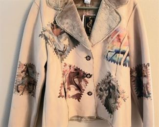 Painted Ponies Jacket. New with tags
