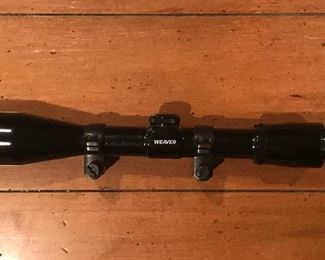 Weaver CK4 Micro Trac Scope
