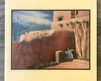 Robert Arnold Signed Ceramic Tile