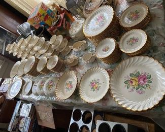 24k plates China