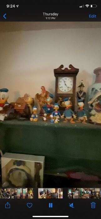 Disney collectibles