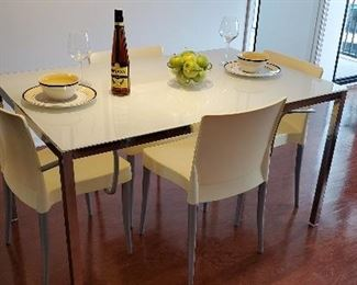Ikea Table with chairs . $175