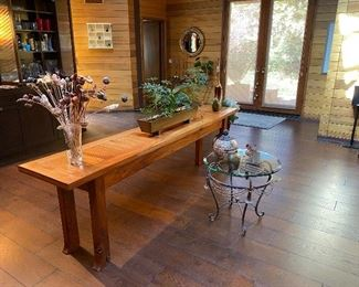 Hall console from Kenya 18ft x 8ft