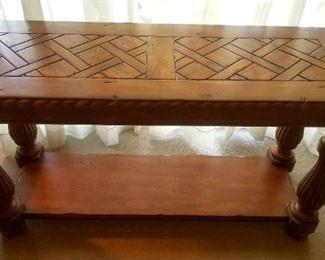 Nice quality sofa table