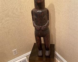 Full Figure Tribal 38 Inches Tall