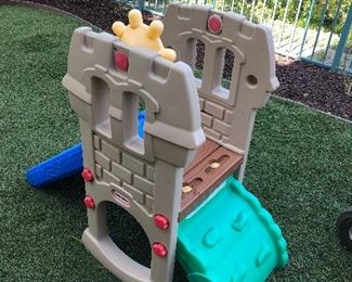 Little Tykes play set
