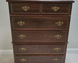 Matching Chest of Drawers - Name Brand