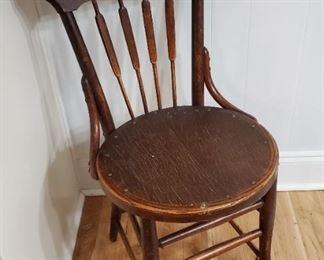 Vintage Spindle Chair