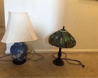 2 lamp set