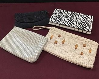 Assorted Ladies Clutch Handbags