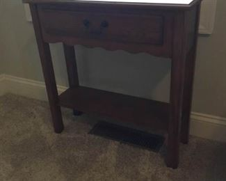 Delicate Wood Accent or Console Table