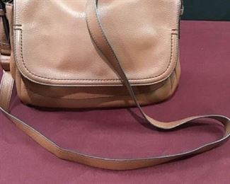 Fossil Crossbody Leather Handbag