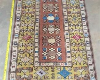 Handmade Turkish Rug I