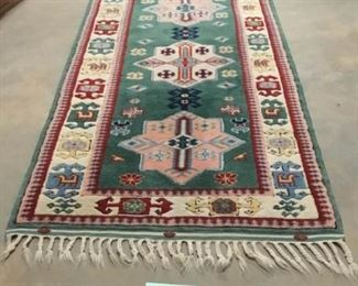 Handmade Turkish Rug II