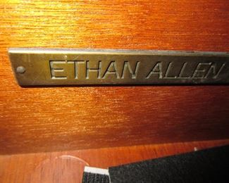Ethan Allen Small Accent Bombay Chest