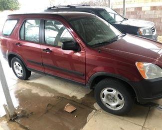 Honda CRV  2004   57555 miles