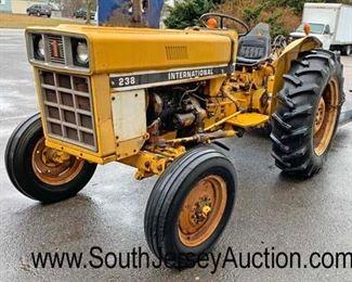 International Harvester 238 Tractor