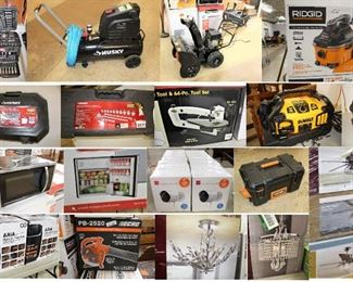 Home Depot February 23rd South Jersey Auction