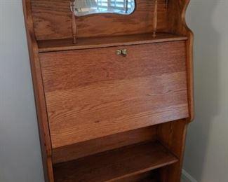 antique secretary desk