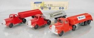 Tootsietoy Mack Tank Trucks