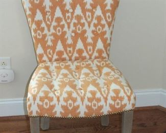 ACCENT CHAIR BY ANTHROPOLOGIE