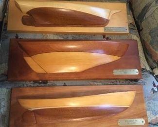 Half Hull Boat Models
