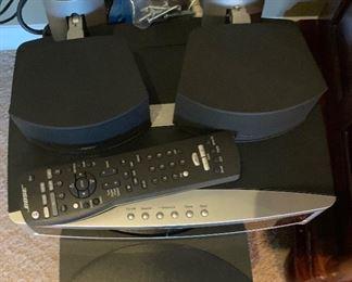 BOSE 3-2-1 GSX Series II DVD 2.1 System