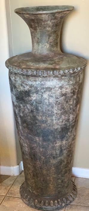 51in Ceramic Vase