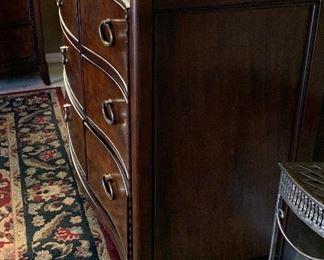Universal Furniture Burlwood 9-Drawer Dresser39x68x21inHxWxD